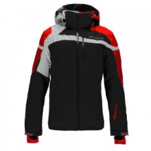 Titan Ski Jacket Men's, Black/Formula/Cirrus, L