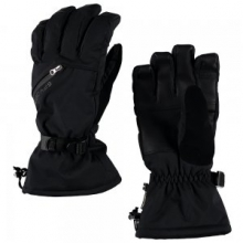 Vital GORE-TEX Conduct Glove Men's, Black/Polar, L by Spyder