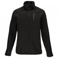 Fresh Air Softshell Jacket Men's, Black/Polar, L
