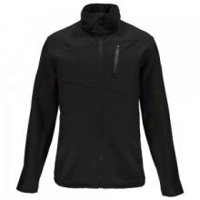 Fresh Air Softshell Jacket Men's, Black/Polar, L by Spyder