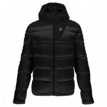 Bernese Down Jacket Men's, Black/Black/Black, L