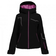 Project Ski Jacket Women's, Black/Voila/White