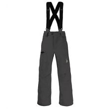 Propulsion Ski Pant Boys', Black, 10 by Spyder