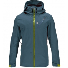 - Eiger Shell Jacket M - X-LARGE - Union Blue Sulfur