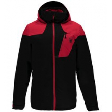 Lynk 3-1 Jacket - Men's - Polar Crosshatch/Electric Blue/Black In Size
