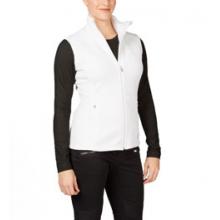 Melody Full Zip Mid Weight Stryke Fleece Vest - Women's by Spyder