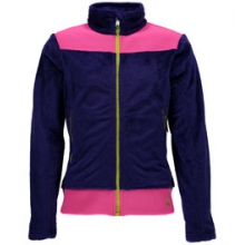 Caliper Stryke Hybrid Fleece Jacket - Girl's