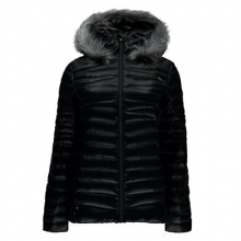 Timeless Faux Fur Hoody Womens Jacket