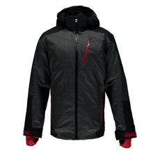 Chambers Mens Insulated Ski Jacket by Spyder