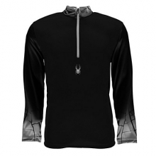 Linear DRY W.E.B. T-Neck Mens Mid Layer by Spyder