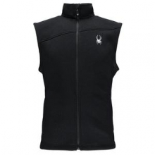 Constant Midweight Core Sweater Vest Mid-Layer Men's, Black/Cirrus, S