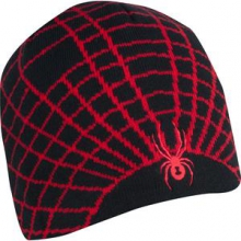 Web Hat Men's, Black/Red,