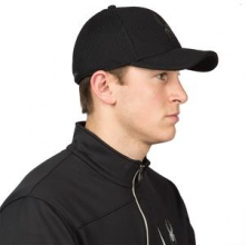 Core Sweater Hat Men's, Black/Polar, L/XL by Spyder