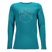 Crest Boxed Girls Long Underwear Top