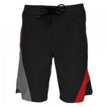 Phenom Board Short Men's, Black/Image/Red, 30