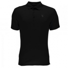Alps Tech Polo Shirt Men's, Black, L