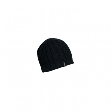 Womens Cable Hat - Closeout Black