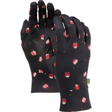 Touchscreen Liner Gloves - Women's by Burton