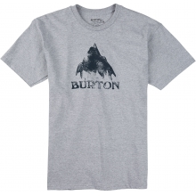 - Stamped Mountain SS T M - xx-large - Gray Heather by Burton