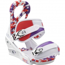 Stiletto Smalls Snowboard Bindings Small - Kid's by Burton