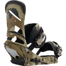 Mission Snowboard Binding 14/15 by Burton