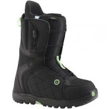 Mint Snowboard Boot Women's, Black/Mint, 8.5 by Burton
