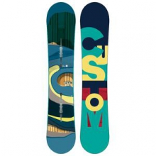 Custom Flying V Snowboard Men's, 151 by Burton