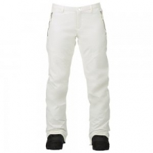 Society Insulated Snowboard Pant Women's, Stout White, L in Columbia, MO