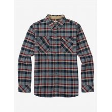 - Brighton Flannel M - X-LARGE - Dark Ash Yolo Plaid in Kirkwood, MO