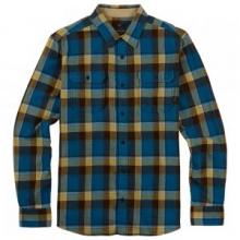 Brighton Flannel Shirt Men's, Glacier Blue Impulse, M by Burton