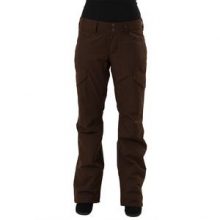 Fly Insulated Snowboard Pant Women's, Mocha, M by Burton