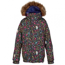 Twist Bomber Insulated Snowboard Jacket Girls', Elsa Anna Frozen Print, L in Kirkwood, MO