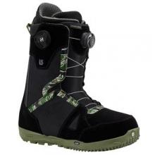 Concord Boa Snowboard Boots Men's, Black Camo, 10 by Burton