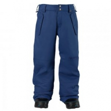 Parkway Insulated Snowboard Pant Boys', Boro, L by Burton