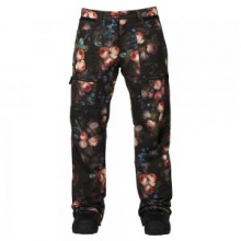 Chance Shell Snowboard Pant Women's, Lowland Floral, L by Burton