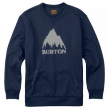 Bonded Crew Sweatshirt Men's, Eclipse, L by Burton
