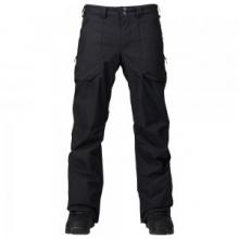 Tactic Shell Snowboard Pant Men's, True Black, L by Burton