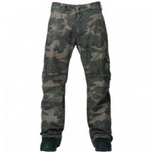 Cargo Mid Fit Insulated Snowboard Pant Men's, Bkamo, L in Columbia, MO