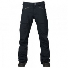 GORE-TEX Rotor Shell Snowboard Pant Men's, True Black, L by Burton