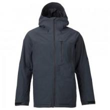 Radial GORE-TEX Insulated Snowboard Jacket Men's, True Black, M by Burton