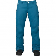 Society Insulated Snowboard Pant Women's, Stout White, L by Burton