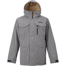 Covert Mens Insulated Snowboard Jacket by Burton