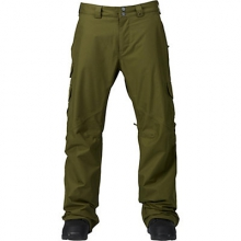 Cargo Mid Fit Insulated Snowboard Pant Men's, Bkamo, L by Burton