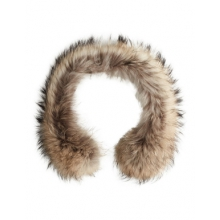 Finn Raccoon Fur Hood Attachment by Nils