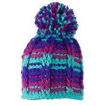 Ski School Knit Hat - Girl's: Wintergreen, Small/Medium by Obermeyer