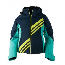 Nateal Ski Jacket - Teen Girl's: Blue Iris, Extra Small