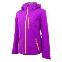 Cruz Insulated Ski Jacket Women's, Viola, 12