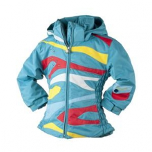 Kismet Ski Jacket Little Girls', Hot Pink, 2