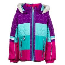 Lush Fur Toddler Girls Ski Jacket