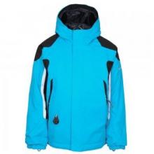 Cruise Insulated Ski Jacket Little Boys', Bluebird, 2